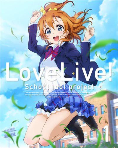 Love Live 2nd Season 1 [Import]