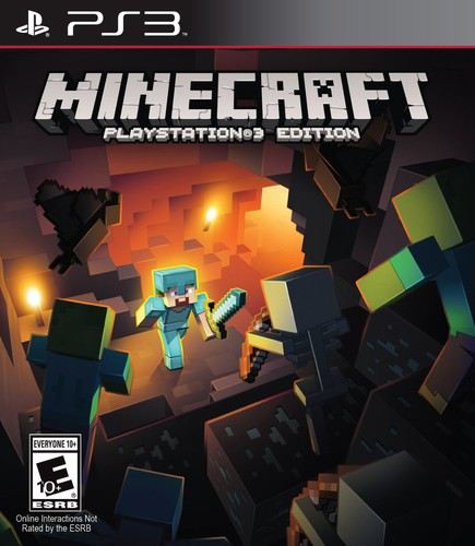 Minecraft for PlayStation 3