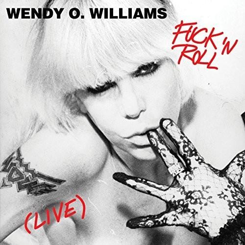 Wendy O. Williams - Fuck 'N Roll (Live)