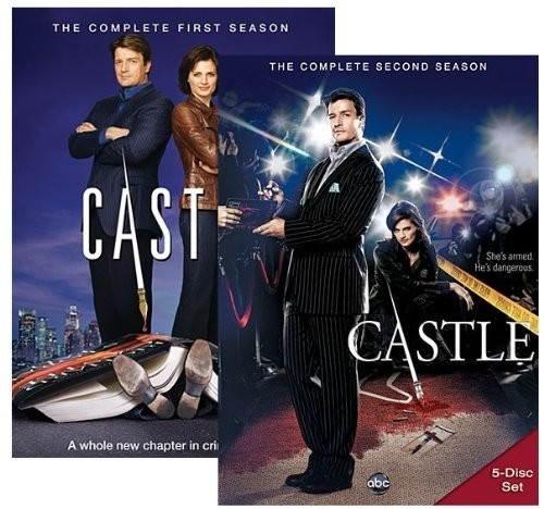 Castle: Season 1 and Season 2