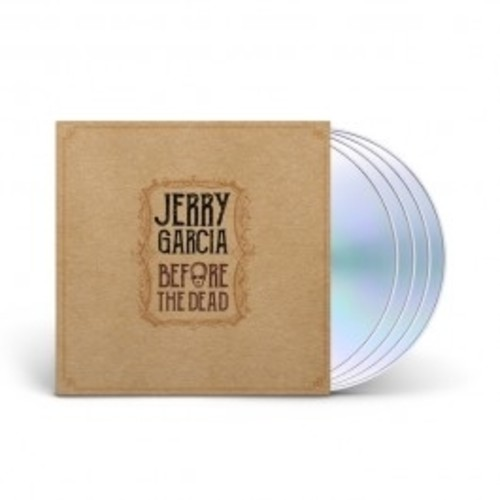Jerry Garcia - Before The Dead [4CD]