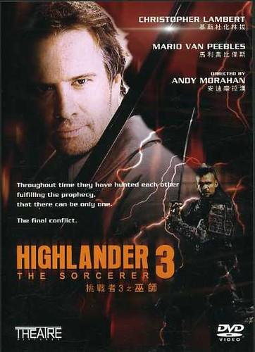 Highlander 3-The Sorcerer [Import]