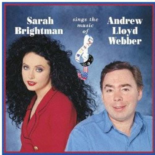Sarah Brightman - Sings The Music Of Andrew Lloyd Weber [Import]