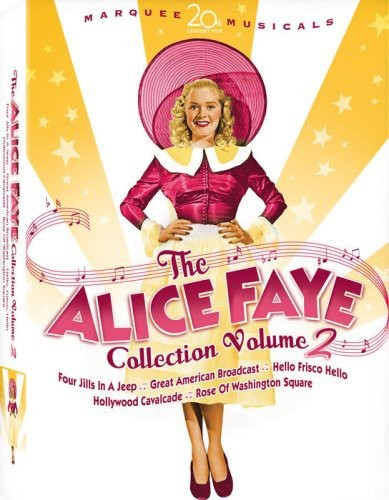 The Alice Faye Collection: Volume 2