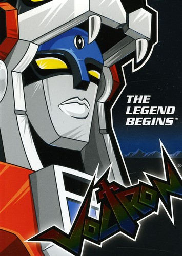 Voltron: The Legend Begins