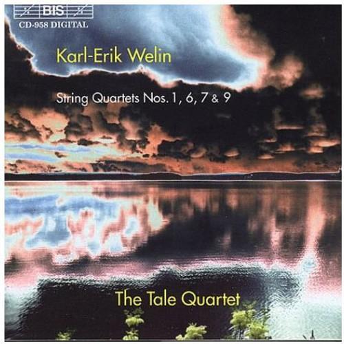 String Quartets #1, 6, 7, 9 Op.62