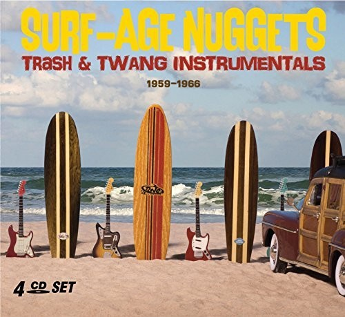 Surf-Age Nuggets / Various - Surf-Age Nuggets / Various