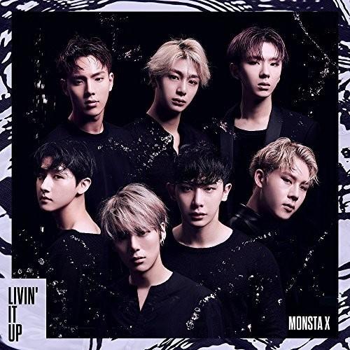 Monsta X - Livin It Up [Import]