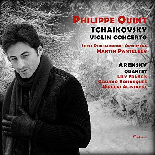 Tchaikovsky /  Quint : Violin Concerto
