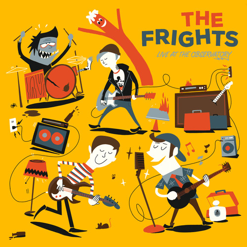 The Frights - Live At The Observatory [LP]