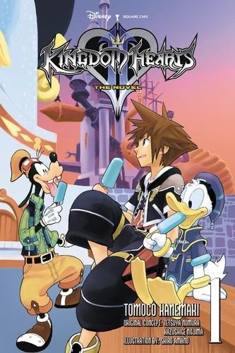 - Kingdom Hearts II: The Novel, Vol. 1 (light novel)