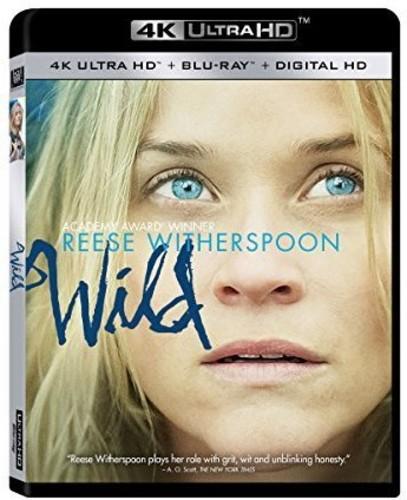 Wild [4K Ultra HD Blu-ray/Blu-ray]