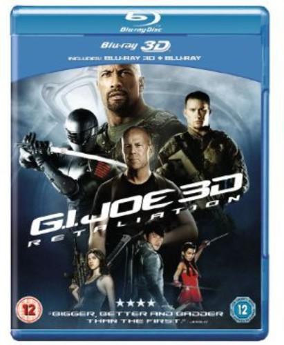 G.I. Joe-Retaliation (3D+2D) [Import]