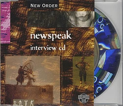 New Order - Newspeak Interview [Colored Vinyl]