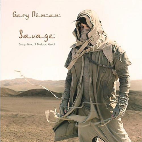 Gary Numan - Savage (Songs From A Broken World) [LP]