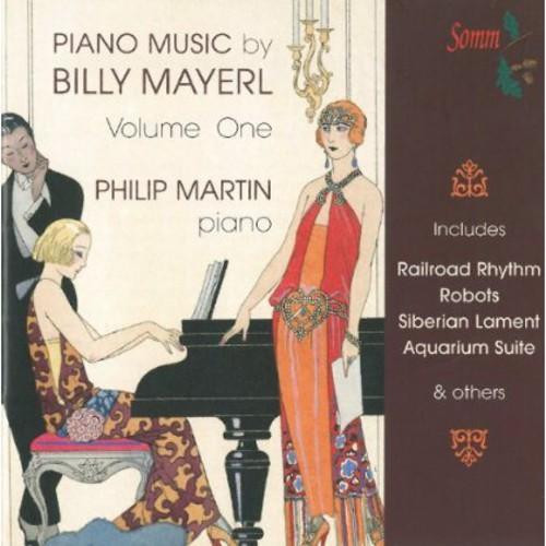 Philip Martin - Piano Music 1
