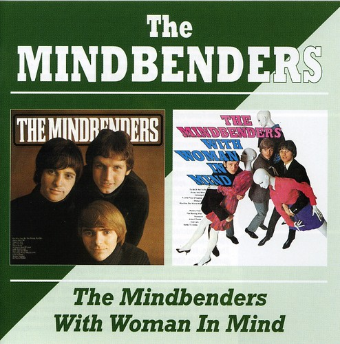 Mindbenders /  with Woman in Mind [Import]