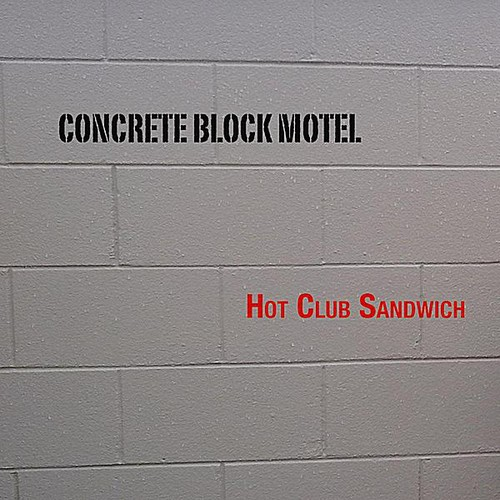 Concrete Block Motel