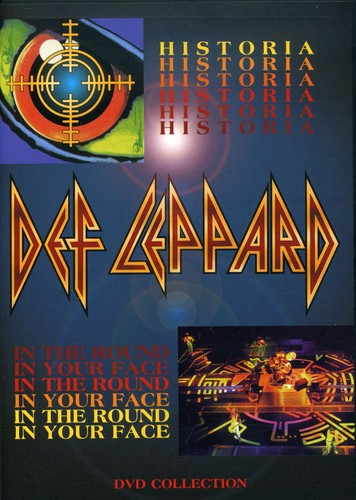 Def Leppard - Def Leppard - Historia / In the Round, In Your Face [DVD]