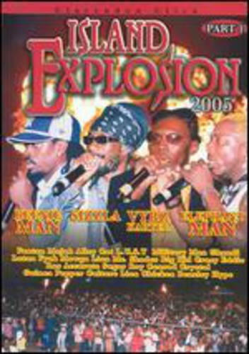 Island Explosion 2005, Part 1