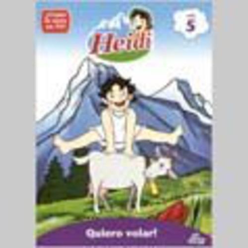 Vol. 5-Heidi-Quiero Volar [Import]