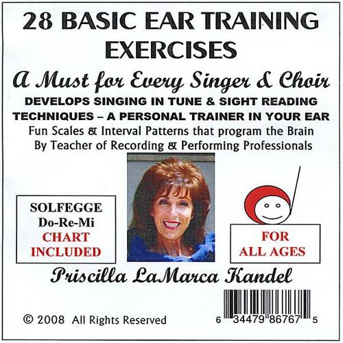28 Basic Ear Training Exercises