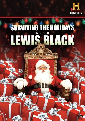 Surviving the Holidays With Lewis Black