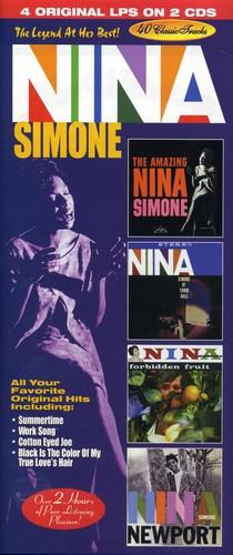 Simone, Nina : Legend at Her Best