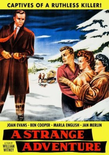 - Strange Adventure (1956)