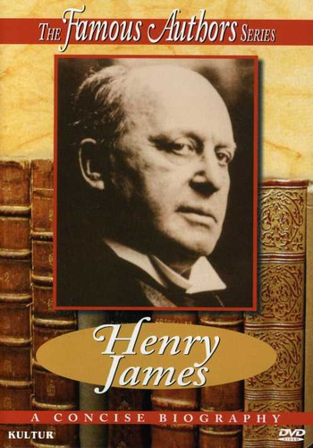 Famous Authors: Henry James