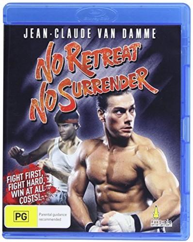 No Retreat No Surrender [Import]