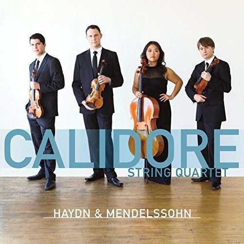 Calidore String Quartet - String Quartet Op. 76 & No. 3 & Emperor / String