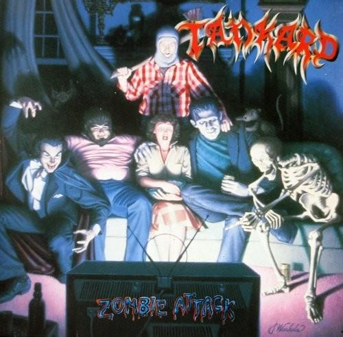 Tankard - Zombie Attack [Import LP]