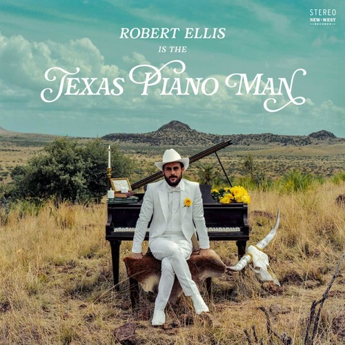 Robert Ellis - Texas Piano Man [LP]