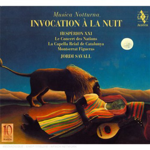 Invocation to the Night