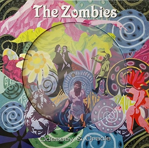 The Zombies - Odessey & Oracle [Import Limited Edition Picture Disc LP]