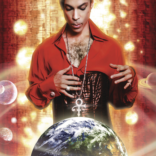 Prince - Planet Earth: Remastered [Lenticular Cover]