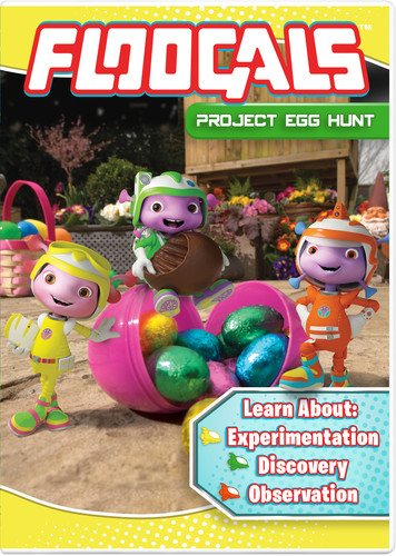 Floogals: Project Egg Hunt