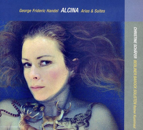 Alcina: Arias & Suites