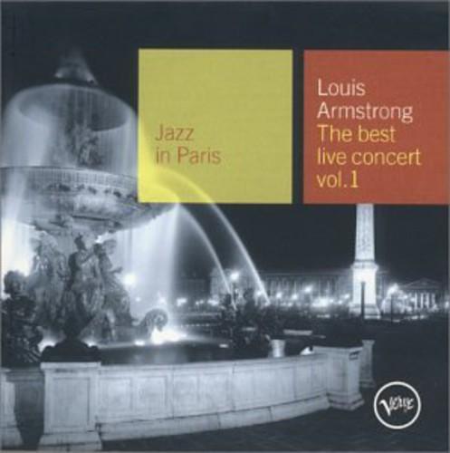 Best Live Concert, Vol. 1: Jazz In Paris [Import]