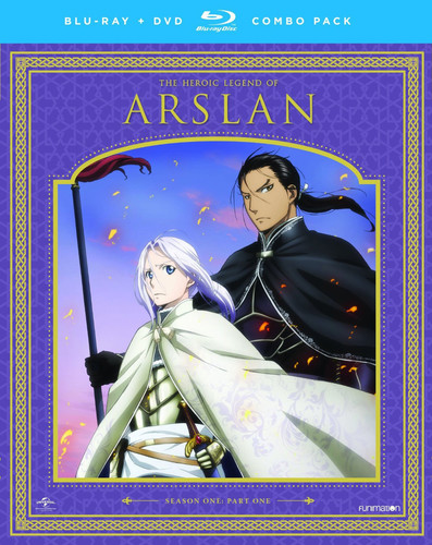 The Heroic Legend of Arslan: Season One Part One
