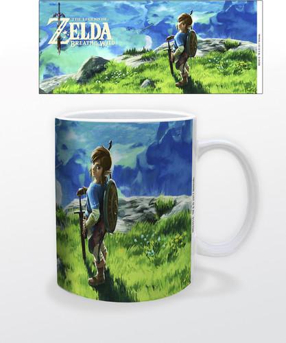 Zelda Botw View 11 Oz Mug - Zelda BotW View 11 oz mug