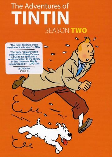 The Adventures of Tintin: Season Two