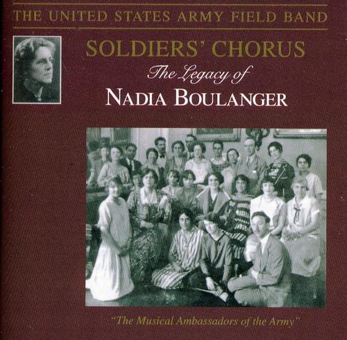 Legacy of Nadia Boulanger