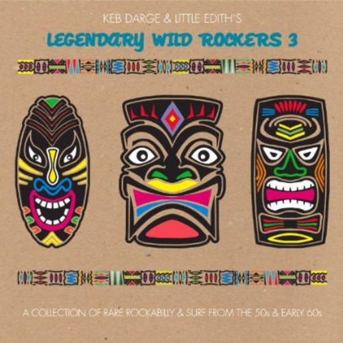 Legendary Wild Rockers 3