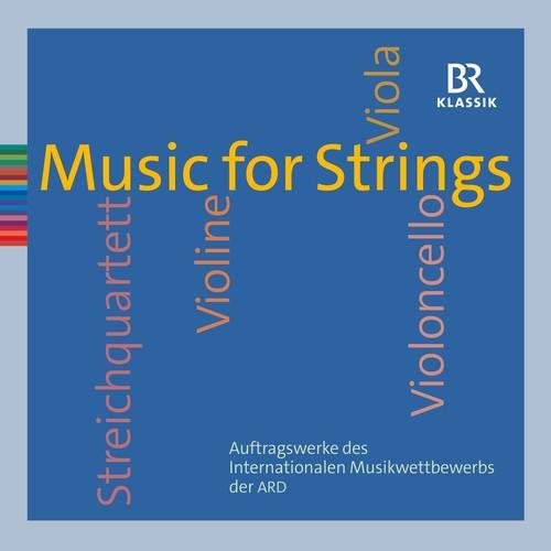 Music for Strings Streichquartett Violine