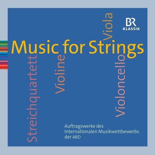 Music for Strings Streichquartett Violine