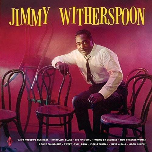Jimmy Witherspoon - Jimmy Witherspoon + 2 Bonus Tracks (Bonus Tracks)