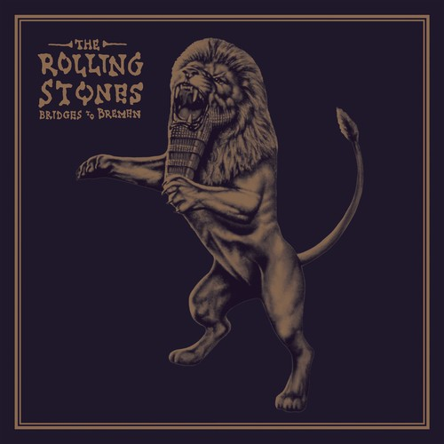 The Rolling Stones - Bridges to Bremen [Limited Edition Gold 3LP]