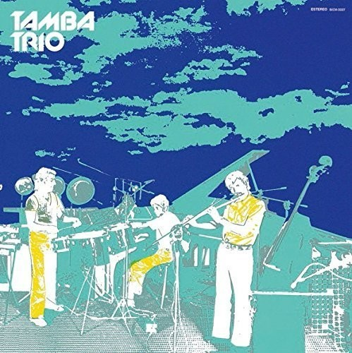 Tamba Trio - Tamba Trio (Jpn)